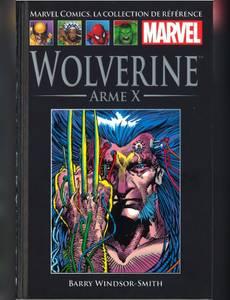 Couverture de l'album Wolverine - Arme X