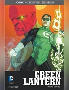 Couverture de l'album Green Lantern – Origines Secrètes