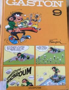 Couverture de l'album Gaston Lagaffe - 40ème Anniversaire