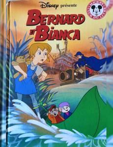 Couverture de l'album Bernard et Bianca