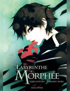 Couverture du premier album de la série Le Labyrinthe de Morphée