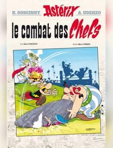 Couverture de l'album Le Combat des Chefs