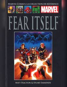 Couverture de l'album Fear Itself