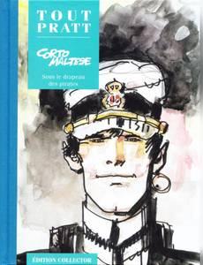 Couverture du premier album de la série Tout Pratt