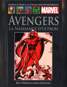 Couverture de l'album The Avengers: Birth of Ultron