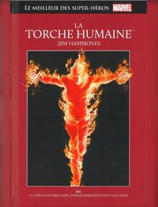 Couverture de l'album La Torche Humaine