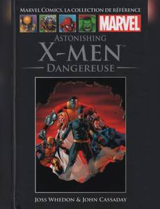 Couverture de l'album Astonishing X-Men - Dangereuse