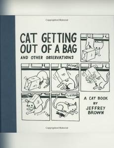 Couverture de l'album Cat Getting Out of a Bag and Other Observations