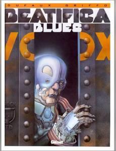 Couverture du premier album de la série Beatifica Blues