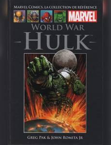 Couverture de l'album World War Hulk
