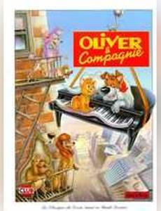 Couverture de l'album Oliver & Compagnie