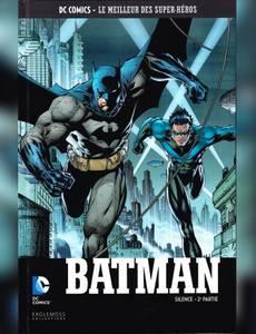 Couverture de l'album Batman - Silence - 2e Partie