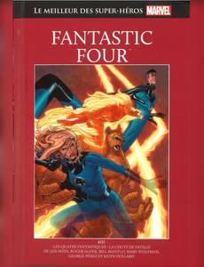 Couverture de l'album Fantastic Four