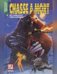 Couverture du premier album de la série Nouveaux Mutants (Comics USA)
