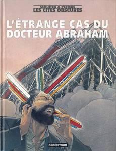 Couverture de l'album L'étrange cas du docteur Abraham