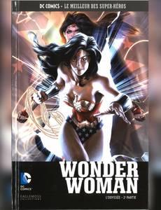 Couverture de l'album Wonder Woman – L'Odyssée T2