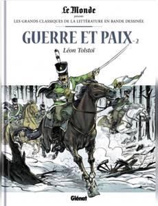 Couverture de l'album Guerre et Paix - 2