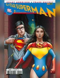 Couverture de l'album All Star Superman