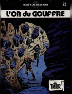 Couverture de l'album L'or du Gouffre