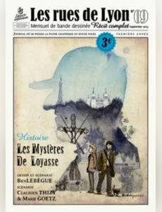 Couverture de l'album Les mystères de Loyasse