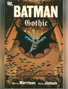 Couverture de l'album Batman: Gothic