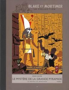 Couverture de l'album Le Mystère de la Grande Pyramide T1