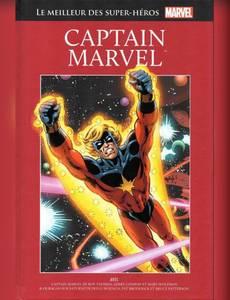 Couverture de l'album Captain Marvel
