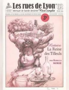 Couverture de l'album La reine des Tilleuls