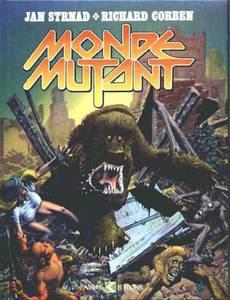 Couverture de l'album Monde Mutant