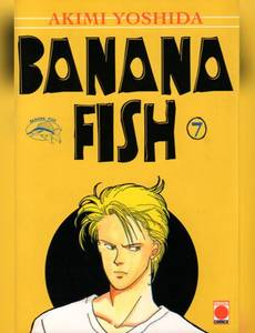 Couverture de l'album Banana Fish