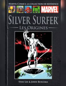 Couverture de l'album Silver Surfer - les Origines