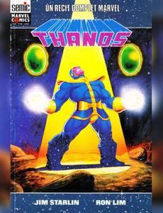 Couverture de l'album Thanos