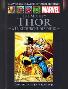 Couverture de l'album The Mighty Thor - à la Recherche des Dieux