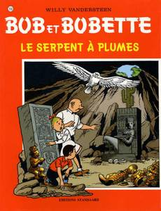Couverture de l'album Le Serpent à Plumes