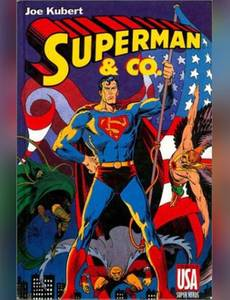 Couverture de l'album Superman - Superman and co.
