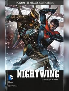 Couverture de l'album Nightwing - La République de Demain