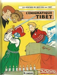 Couverture de l'album L'Enigmatique Tibet