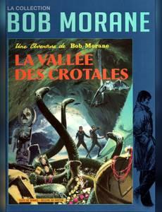 Couverture de l'album La Vallée des Crotales