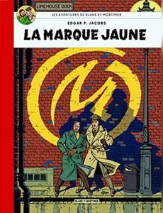 Couverture de l'album La Marque Jaune