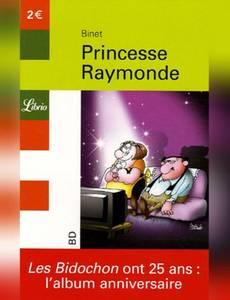 Couverture de l'album Princesse Raymonde