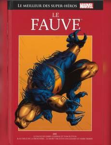 Couverture de l'album Le Fauve