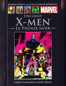 Couverture de l'album Uncanny X-Men - le Phénix Noir