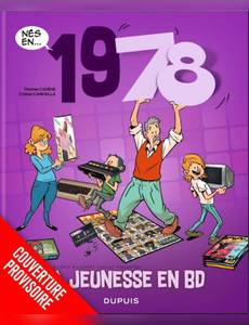 Couverture de l'album Ma Jeunesse en Bd