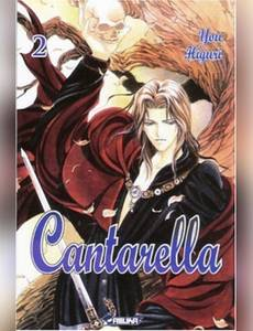 Couverture de l'album Cantarella. 2