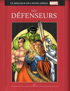Couverture de l'album Les Défenseurs