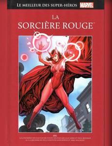 Couverture de l'album La Sorcière Rouge