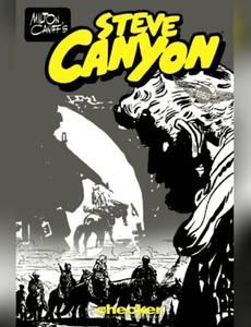 Couverture de l'album Milton Caniff's Steve Canyon 1950