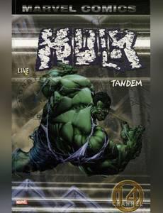 Couverture du premier album de la série Hulk