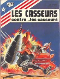 Couverture de l'album Les Casseurs contre les casseurs