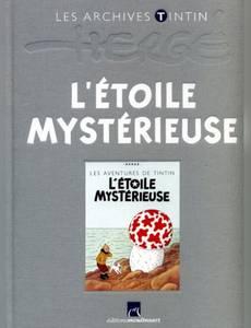 Couverture de l'album L'étoile Mystérieuse
